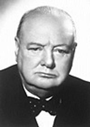Winston Churchill Реферат